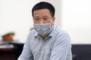 Hà Văn Thắm lĩnh thêm 10 năm tù