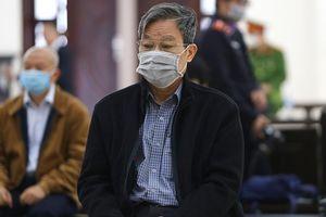 Y án chung thân đối với bị cáo Nguyễn Bắc Son