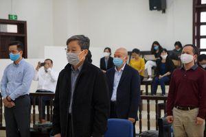 Phúc thẩm đại án AVG: Y án tù chung thân cựu Bộ trưởng Nguyễn Bắc Son