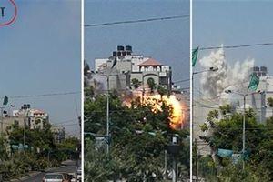 Bom dẫn đường Mỹ tấn công lệch mục tiêu 5,5km