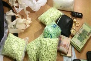 Đường dây buôn ma túy xuyên quốc gia lộ diện từ chiếc xe ô tô Tucson