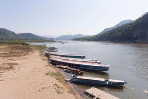 Mực nước sông Mekong trở lại bình thường sau khô hạn