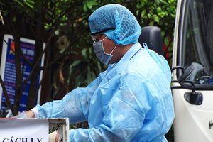 TP Hồ Chí Minh phong tỏa chung cư có bệnh nhân tái dương tính SARS-CoV-2