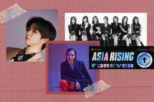Lễ hội tôn vinh tài năng châu Á 'Asia Rising Forever 2020' công bố dàn line up cực chất: Kang Daniel, CLC, đại diện Việt Nam Suboi và nhiều hơn thế nữa
