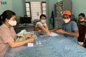 Hỗ trợ dân nghèo tái định cư khu vực 1 Kinh thành Huế vượt qua khó khăn