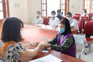Huyện Phú Xuyên: Chi trả 22 tỷ đồng hỗ trợ cho các đối tượng ảnh hưởng dịch Covid-19