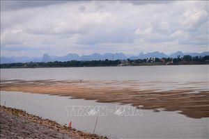 MRC: Mực nước sông Mekong vẫn thấp hơn so với mức cùng kỳ của 2 năm trước
