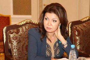 Con gái cựu Tổng thống Kazakhstan bị cách chức Chủ tịch Thượng viện