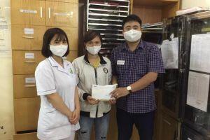 Em Hoàng Minh Phương được bạn dọc ủng hộ 146 triệu đồng
