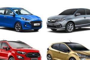 5 chiếc ô tô diesel vừa rẻ chỉ từ hơn 200 triệu đồng, vừa tiết kiệm nhiên liệu nhất