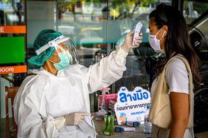 Thái Lan: 6 ngày liên tiếp số ca mắc COVID-19 mới chỉ ở mức 1 con số