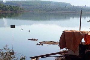 Tìm thấy thi thể cán bộ Công an mất tích ngoài hồ nước