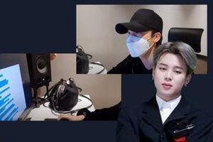 Jimin khoe fan sẽ trở thành quản lý dự án âm nhạc của BTS trong album mới, tự tay tổng hợp ý kiến các thành viên gửi cho Big Hit