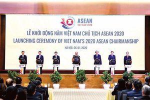 Khằng định tầm vóc Việt Nam trên 'bàn cờ' quốc tế