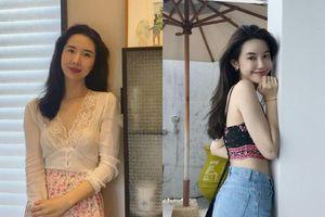 Đọ gu ăn mặc của vợ chủ tịch Taobao với Trương Đại Dịch