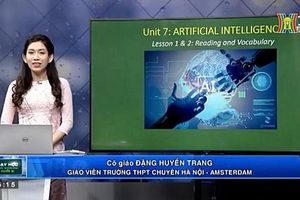 Hà Nội: Chi tiết lịch phát sóng dạy học trên truyền hình từ ngày 4/5 đến 9/5