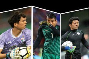 Nỗi lo thủ môn của đội tuyển Thái Lan