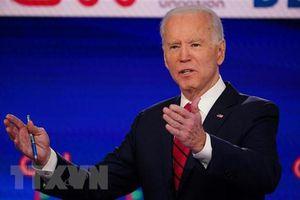 Ứng cử viên Joe Biden chiến thắng trong cuộc bầu cử sơ bộ ở Kansas