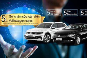Volkswagen cares ra mắt gói chăm sóc khách hàng toàn diện 5 năm