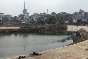 Quận Đống Đa: Đảm bảo trật tự xây dựng tại Dự án cải tạo hồ Linh Quang