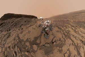 NASA phát hiện dấu tích của sông cổ đại trên Sao Hỏa