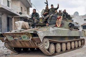 Quân tiếp viện Syria tới chiến trường Idlib, sẵn sàng tổng tấn công