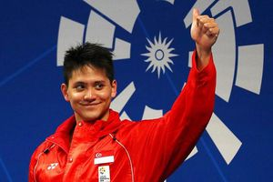 Giành HCV Olympic, Schooling vẫn thi hành nghĩa vụ quân sự
