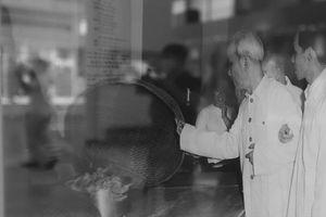 Chủ tịch Hồ Chí Minh và những dấu ấn với Hà Nội