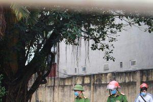 Công an khám nghiệm hiện trường vụ cháy khiến 3 người tử vong ở Gia Lâm