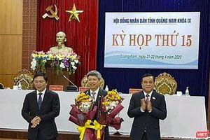 Thủ tướng Chính phủ phê chuẩn Phó Chủ tịch UBND tỉnh Quảng Nam