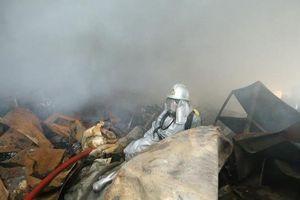 Khởi tố để điều tra vụ hỏa hoạn tại Khu công nghiệp Phú Thị