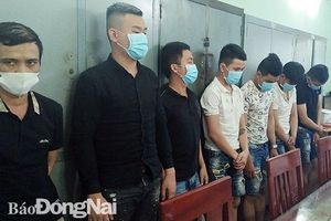 Bắt nhóm đối tượng mua bán ma túy, thu giữ hơn 100 viên thuốc lắc ở TP.Biên Hòa