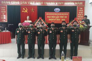 Đại hội Đảng bộ Đồn biên phòng Cửa khẩu Cảng Cẩm Phả lần thứ III