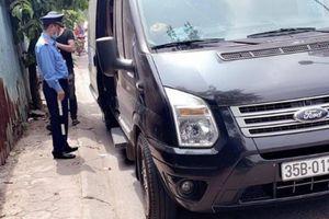 Hà Nội: Không có hợp đồng vận chuyển, một xe khách bị phạt 20 triệu đồng