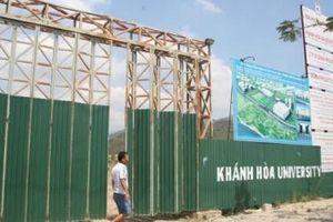 Khánh Hòa cho gia hạn thêm một dự án đã 'chây ỳ' gần 10 năm
