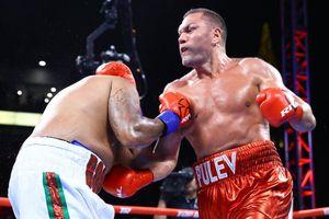 Pulev muốn so găng với Joshua ở 'đấu trường La Mã'