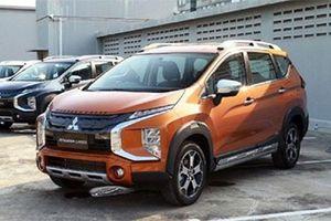 Mitsubishi Xpander Cross đẹp long lanh về Việt Nam, đe dọa Suzuki XL7 giá rẻ