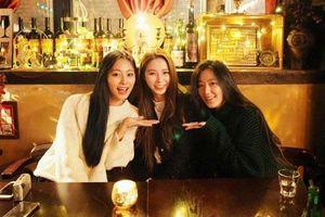 Những hội bạn thân nức tiếng của Kpop