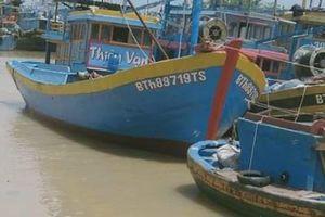 Tàu hàng Philippines bồi thường 45.000 USD cho chủ tàu cá bị đâm chìm ở Bình Thuận