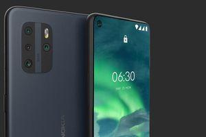 Nokia 6.3 lộ diện - Hứa hẹn khuấy đảo phân khúc điện thoại tầm trung