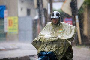 Hà Nội có khả năng có mưa dông vào chiều tối nay