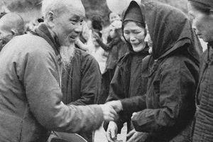 Học tập và làm theo phương pháp dân vận Hồ Chí Minh