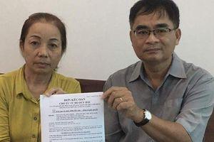 Mẹ tử tù Hồ Duy Hải tiếp tục gửi đơn cầu cứu