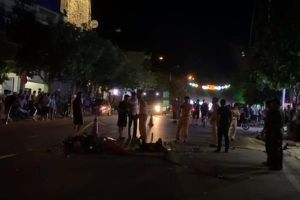 Hai xe máy đấu đầu ở Sơn La, 2 người chết tại chỗ