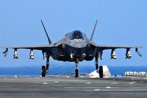 Chiến đấu cơ F-35 Lighting II bị giới hạn tốc độ bay cận âm vì lỗi thiết kế