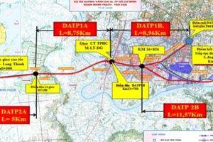 Đề xuất đầu tư 6.660 tỷ đồng xây 16 km đường vành đai 3 Tp.HCM đoạn đoạn Tân Vạn – Nhơn Trạch