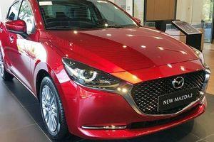 Mazda2 'dọn kho' giảm giá kỷ lục 55 triệu đồng, rẻ ngang Toyota Vios