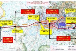 Dự chi 6.660 tỷ đồng xây 16km đường vành đai 3 TP HCM đoạn đoạn Tân Vạn – Nhơn Trạch