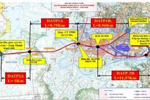 Đề xuất xây 16km đường vành đai 3 TP.HCM đoạn Tân Vạn – Nhơn Trạch