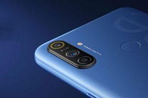 Realme ra mắt smartphone kháng nước, 3 camera sau, pin 5.000 mAh, giá gần 3 triệu
